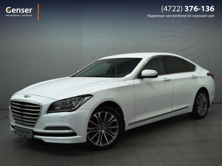 HYUNDAI Genesis 3.0  Sedan AWD AT