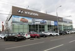Автоцентр «HYUNDAI Genser», м. Теплый Стан